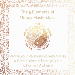 5 Elements, Money, Law of Attraction
