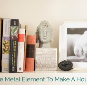 Utilizing The Metal Element To Make A House A Home