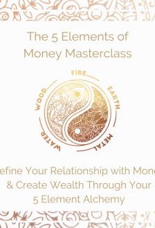 5 Elements Of Money Masterclass
